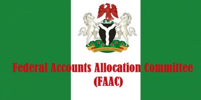 FAAC: FG, States, LGCs share N639.9bn for Sept