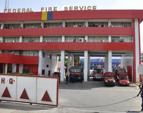 FG to provide fire stations in 109 Senatorial Districts