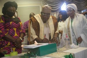 COVID-19: Runsewe emerges SOCOCOVID Ambassador
