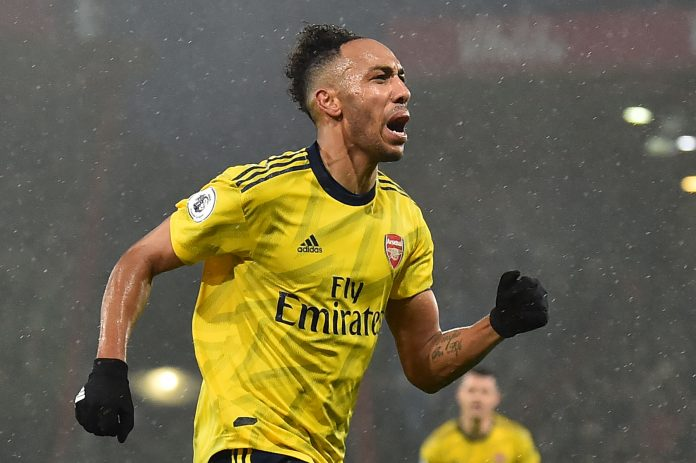 It is up to us to convince Aubameyang to stay - Arteta