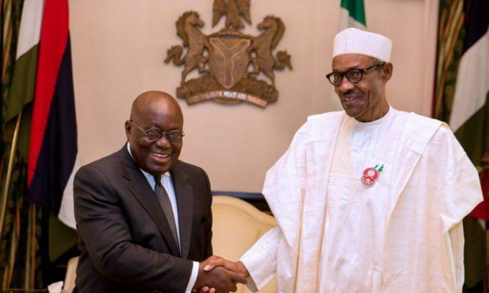 Ghana denies Akufo-Addo's alleged castigation of Nigeria