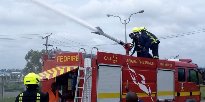 Osun records 169 fire outbreaks in 12 months