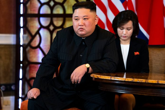 North Korea's Kim makes first public appearance in almost a month