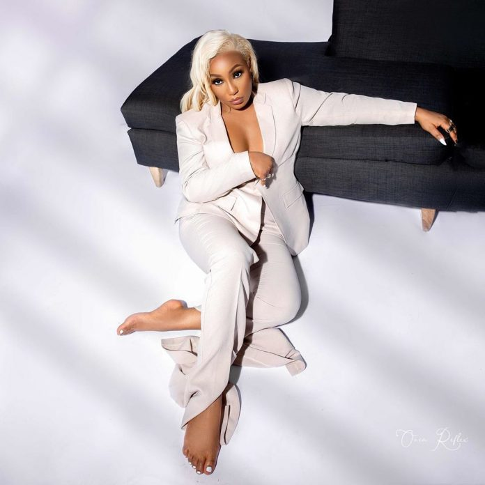 Rita Dominic celebrates her 45th birthday with stunning photos