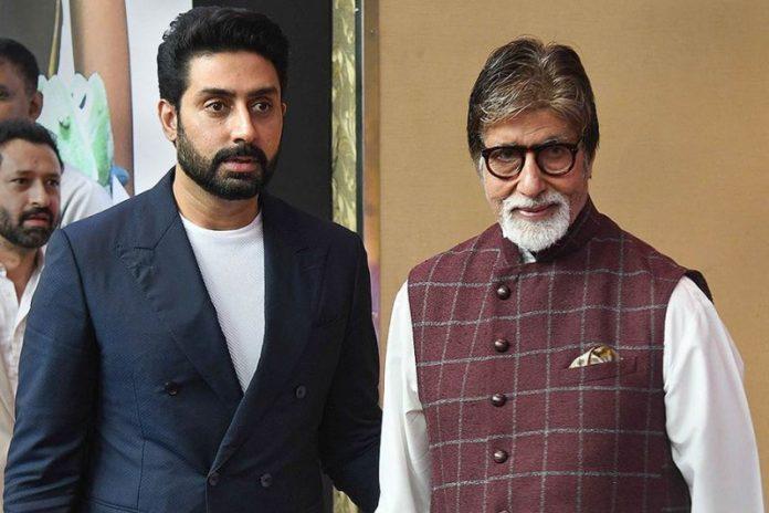 Bollywood star, Amitabh Bachchan and son test positive for COVID-19