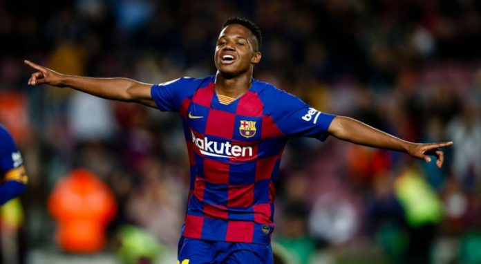 Barcelona confirm injured Fati has undergone another operation