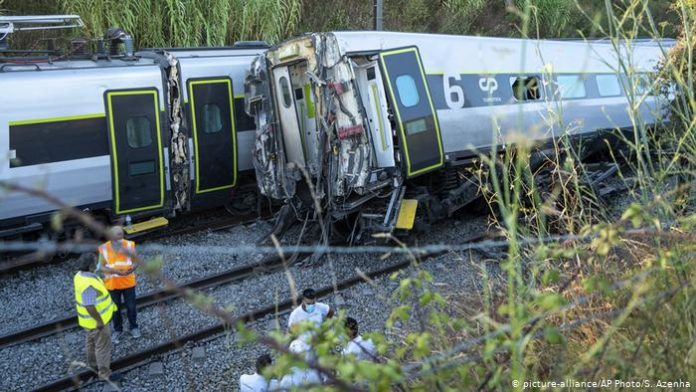 Portugal train accident leaves 2 dead, 9 severely injured