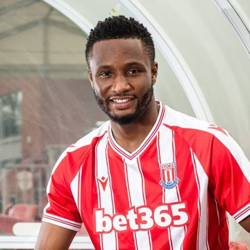 Stoke sign Mikel on free transfer