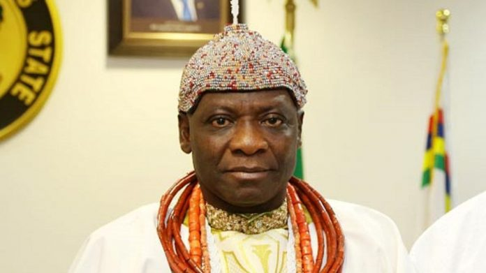 It's not eaIt's not easy to relocate Tank farms - Olu of Warrisy to relocate Tank farms - Olu of Warri