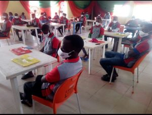Dangote refinery group, NDE train 200 Ibeju-Lekki youths