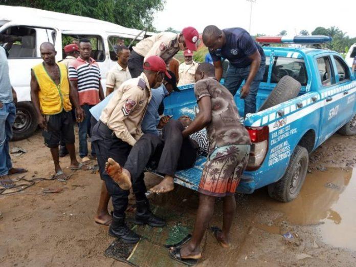 4 die in Ebonyi auto crash