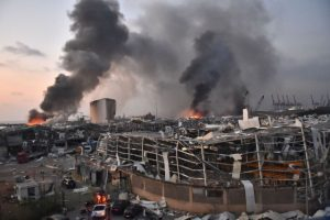 2 additional officials arrested over Beirut port's explosions