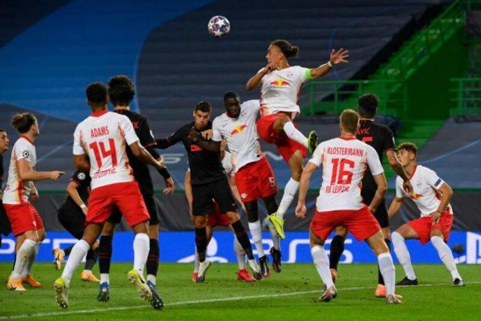 Leipzig stun Atletico Madrid to reach Champions League last four