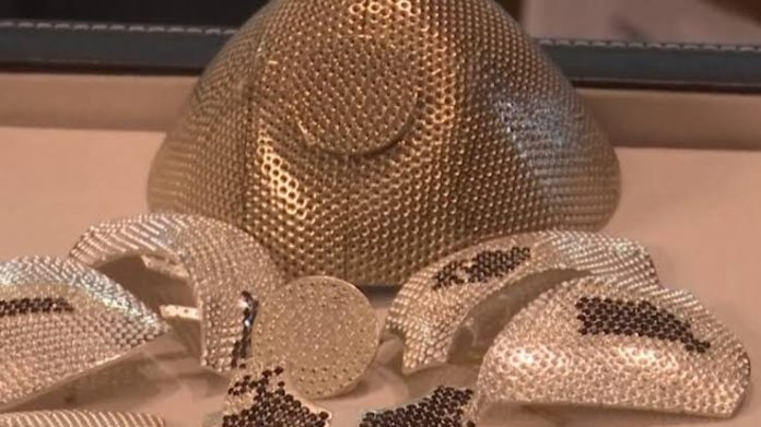 World's most expensive coronavirus mask created