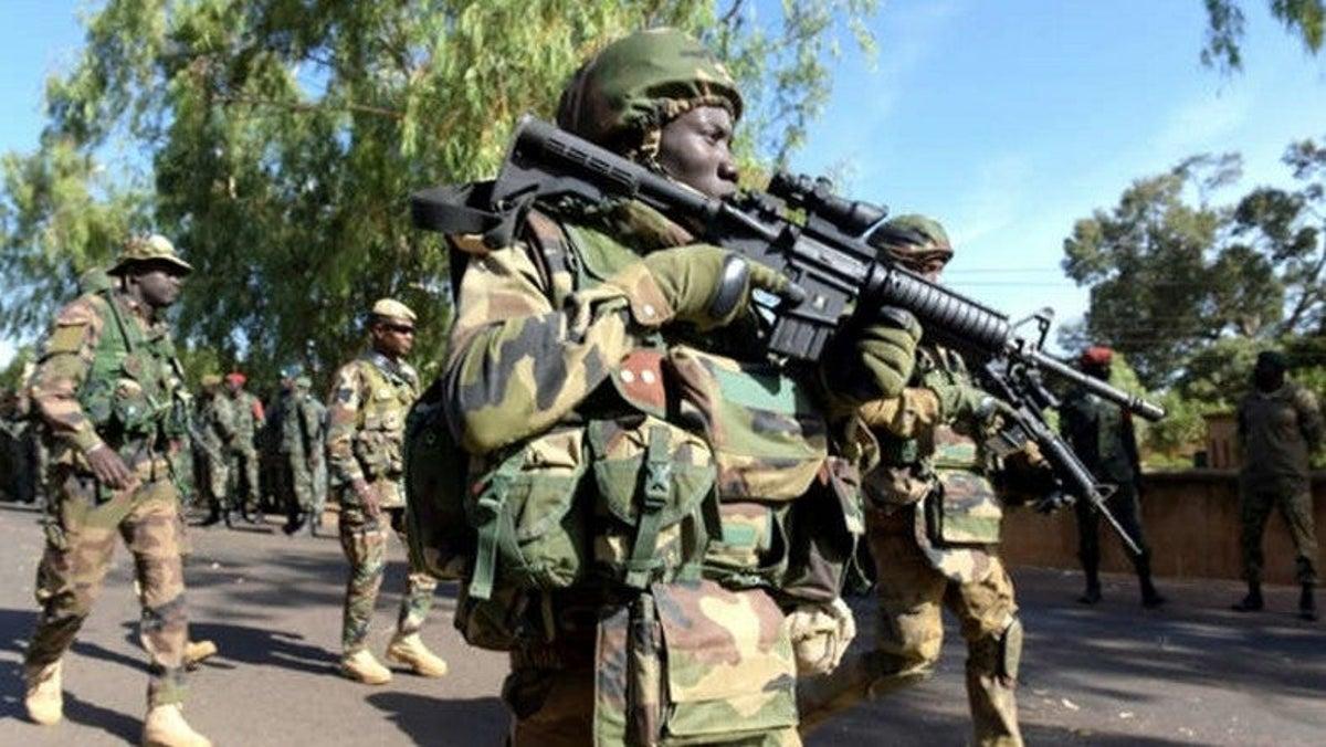 Military airstrike eliminates scores of terrorists in Borno