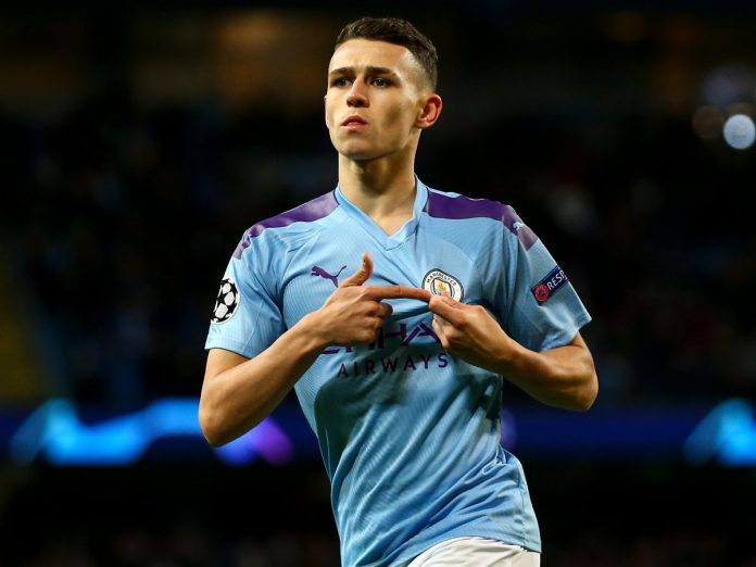 Foden grabs winner as Man City edge out dogged Brighton
