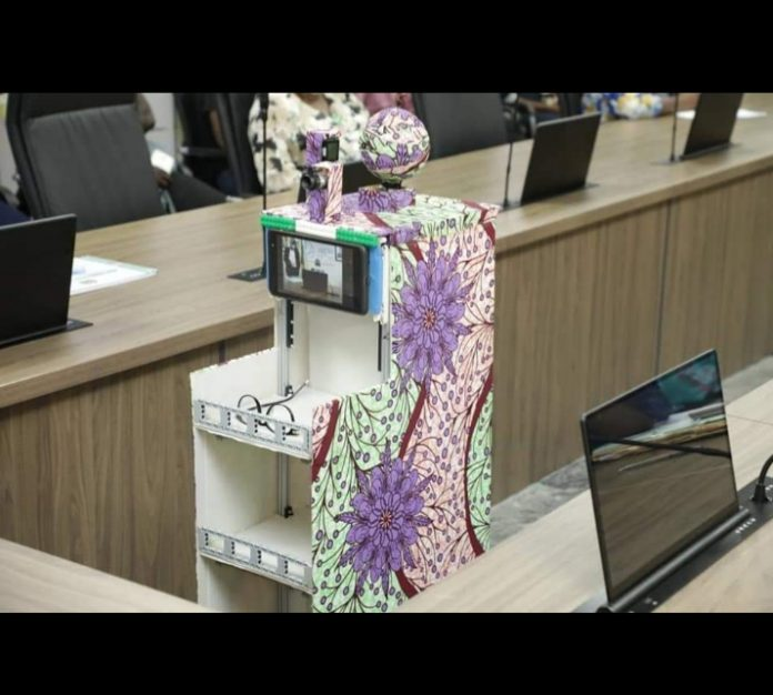 COVID 19: Secondary school in Abuja develops robot for medical response