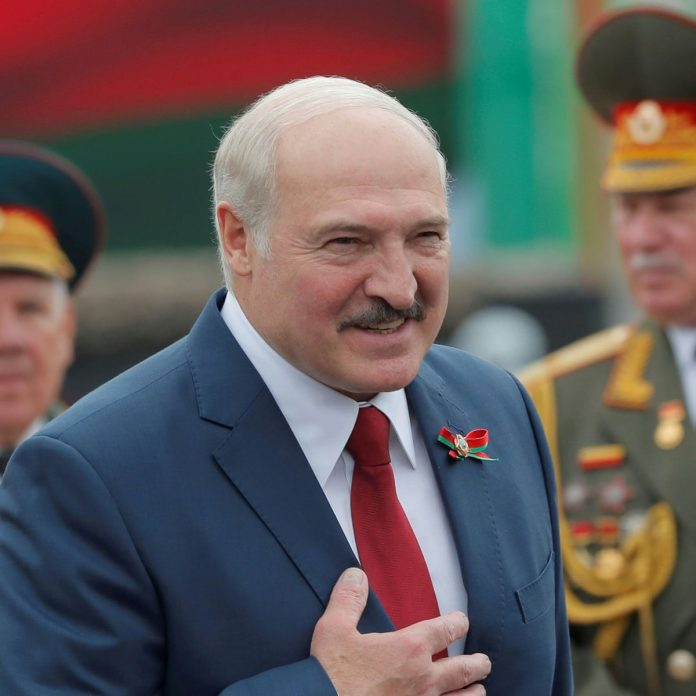 UN investigator on Belarus warns of another 'iron curtain'