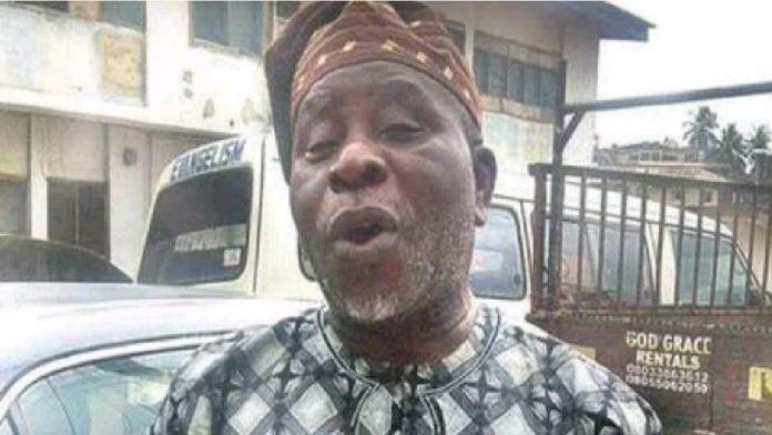 ARELU producer, Jimoh Aliu, is dead