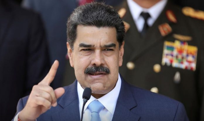Venezuelan President, Maduro says U.S. threat to world peace