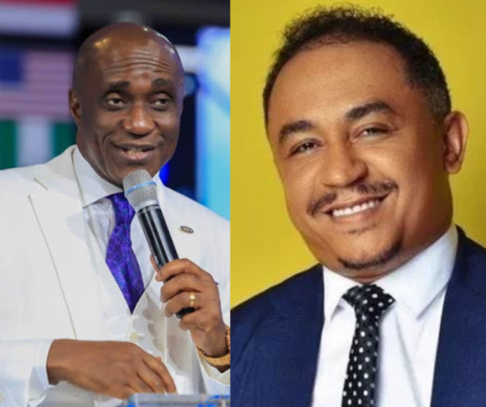 VIDEO: Daddy Freeze is a 'bastard' for insulting Oyedepo - Pastor Ibiyeomie