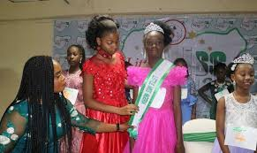 Little Miss Nigeria seeks collaboration with FG on inclusive education