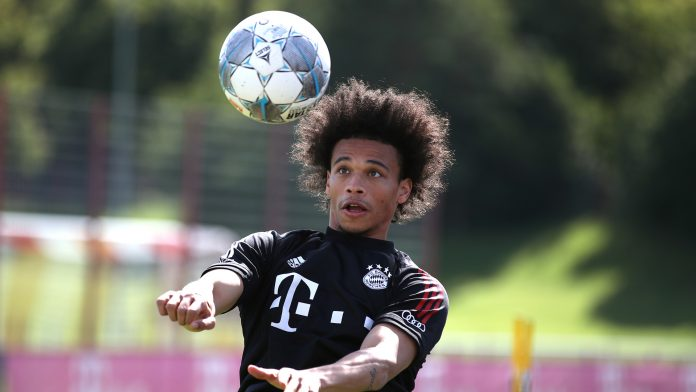 Sane sidelined for Germany and Bayern Munich with knee injury