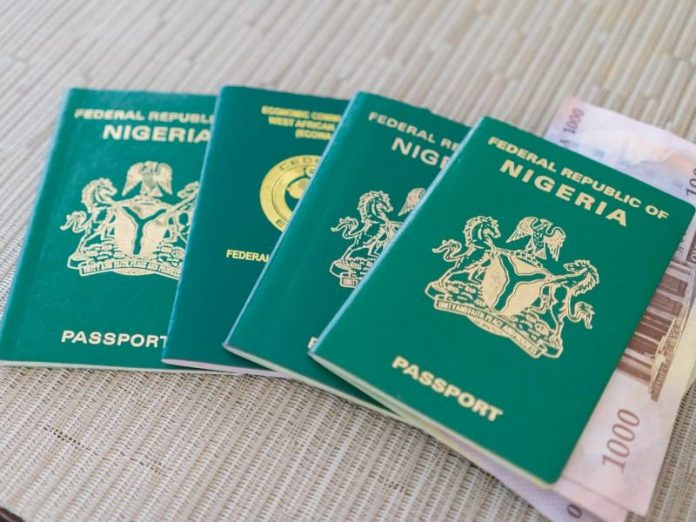FG begins issuance of 10-year-validity passports in London, Atlanta
