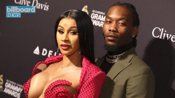 Cardi B files for divorce after three years of marriage with Offset
