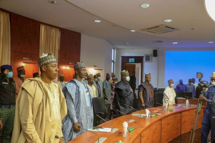 Northern governors resolve to work with FG in fight against insecurity