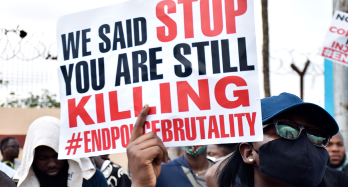 #EndSARS: Youth movement urges states to probe police brutality