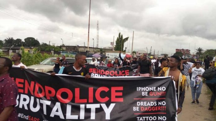EndSARS: Police say protesters attacked 205 public, private facilities