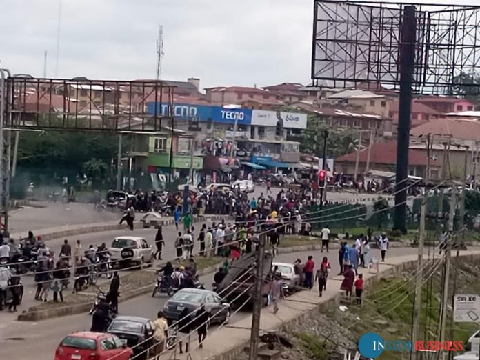 EndSARS protest: Hoodlums attack, loot Osogbo City Mall