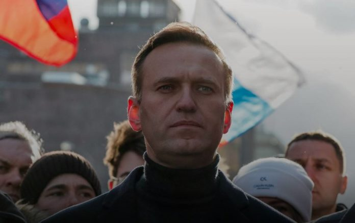 Russian dissident, Navalny sentenced to 30 days in prison