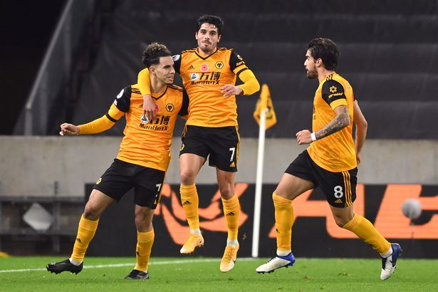 Wolves beat Crystal Palace to climb to third in EPL