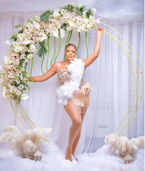 Nollywood actress, Eve Esin celebrates 34th birthday with stunning photos