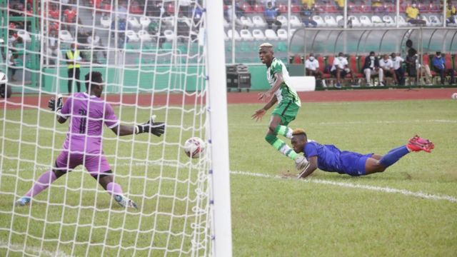 Sierra Leone pull off shocking comeback to hold Nigeria in 8-goal thriller