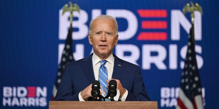 Biden says anxious to see how Republicans vote on Trump impeachment