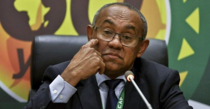 FIFA bans CAF president Ahmad for five years