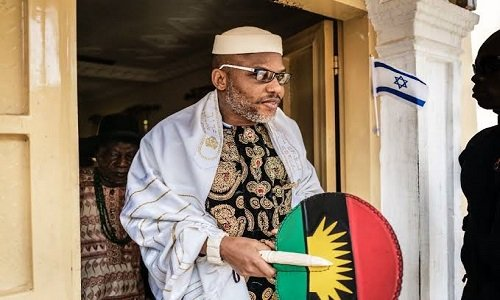 Court fixes Jan. 27 for continuation of Nnamdi Kanu's trial