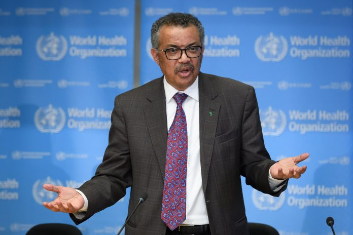 Coronavirus: Pandemic grip keeps world in 'perilous situation' - WHO