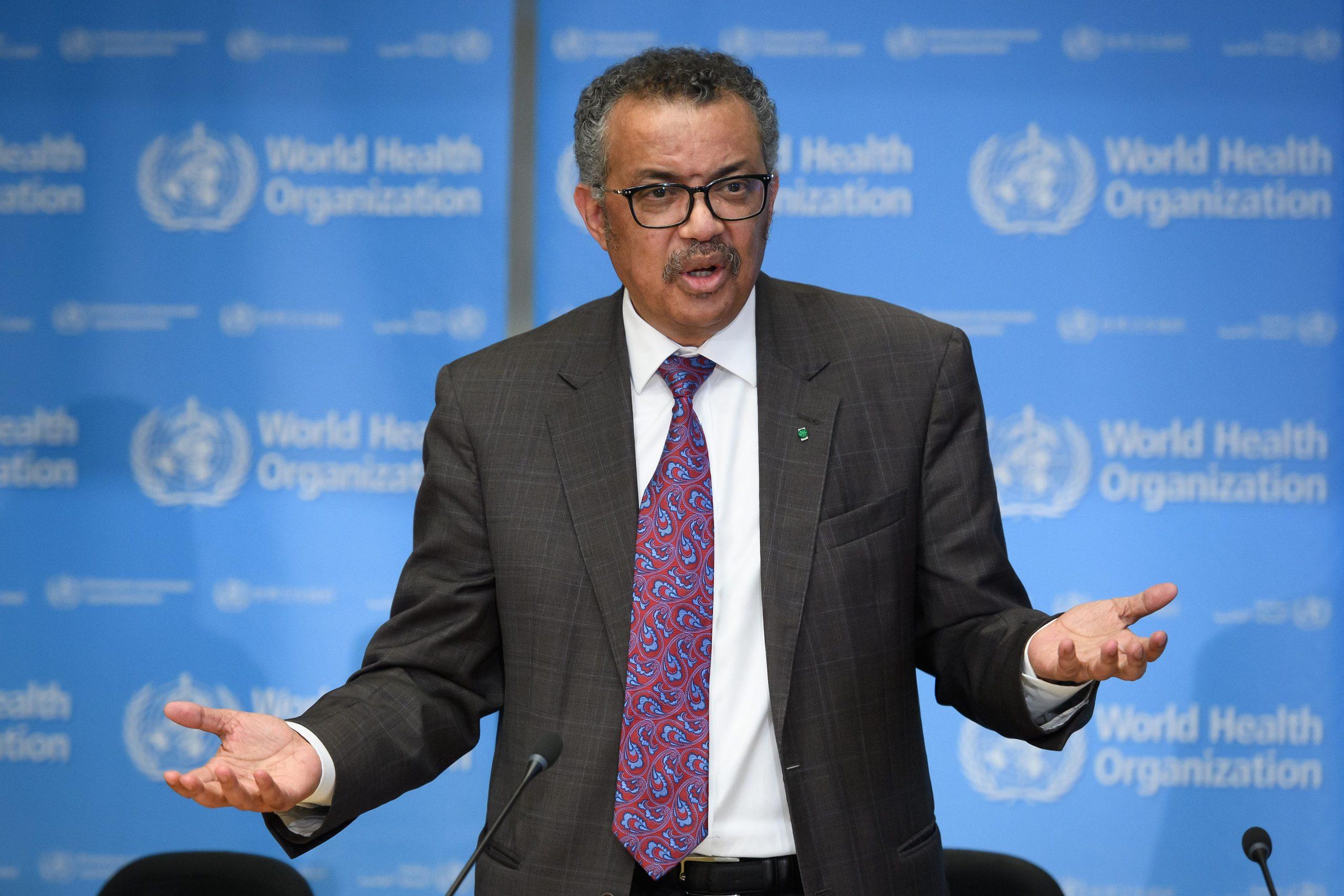 WHO, others announce establishment of global Ebola vaccine stockpile