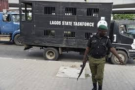 Lagos impounds 100 commercial motorcycles for violations