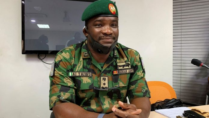 I'm unaware army called Lekki Shooting 'fake news' on twitter – General