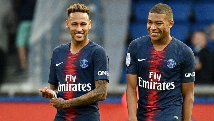 Neymar, Mbappe help PSG take title race to final day
