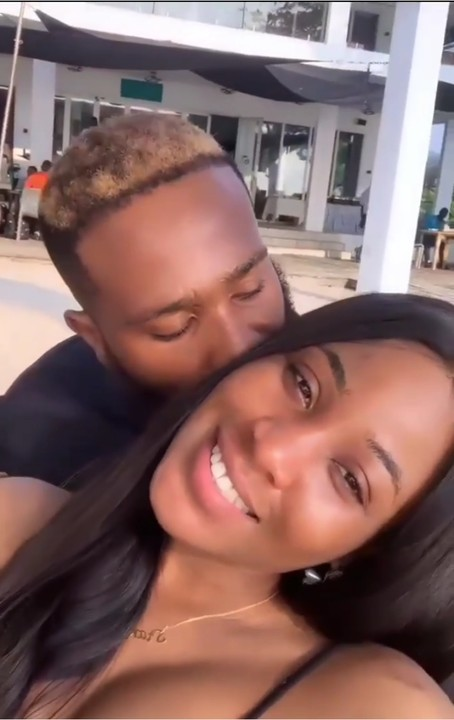 Erica and Kiddwaya take their romance to Sierra Leone (Video)