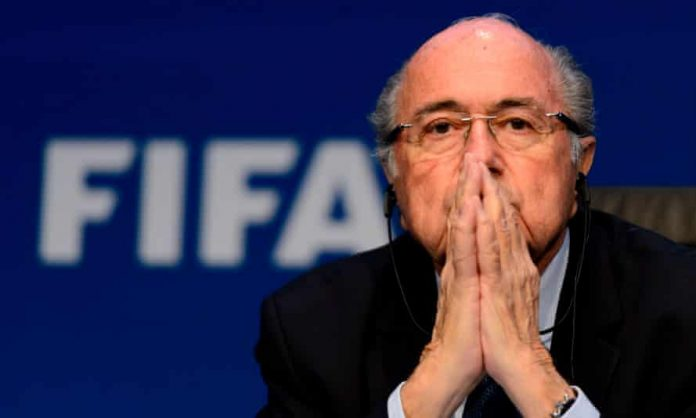 Former FIFA President Blatter spends period in induced coma after heart operation