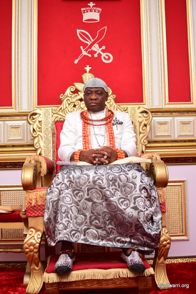 Olu of Warri not dead – Palace Chief