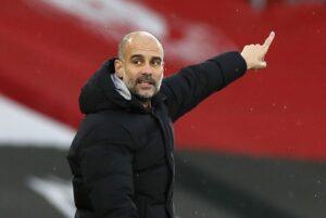 Man City's Guardiola not expecting January signings