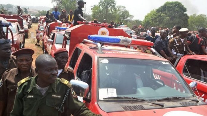 Gunmen kill Amotekun officer in Oyo